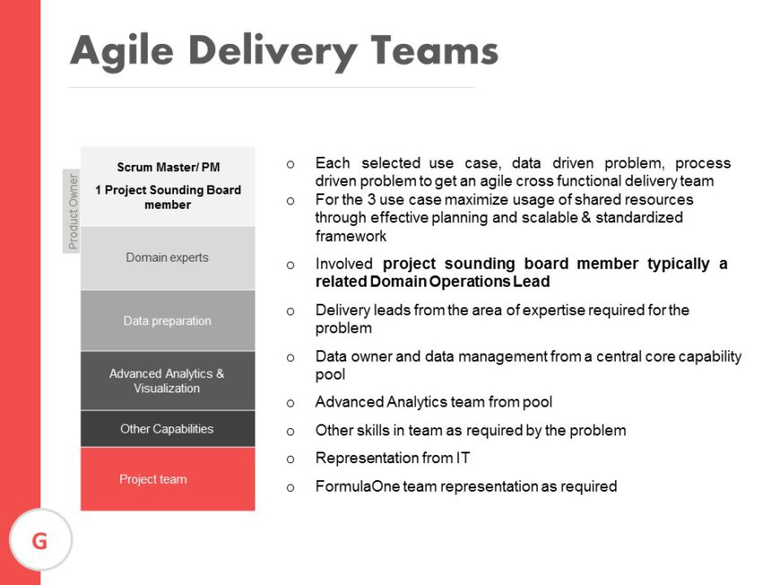 Agile Delivery Team