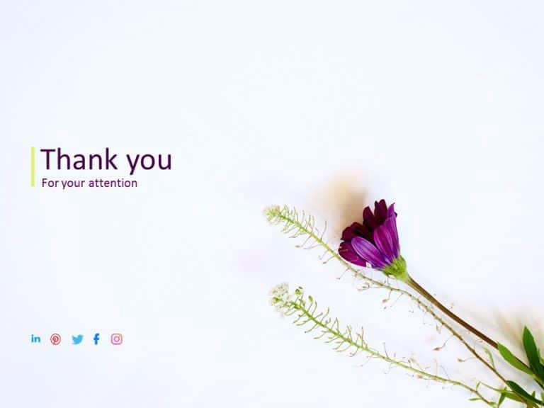 Thank You Slide 22
