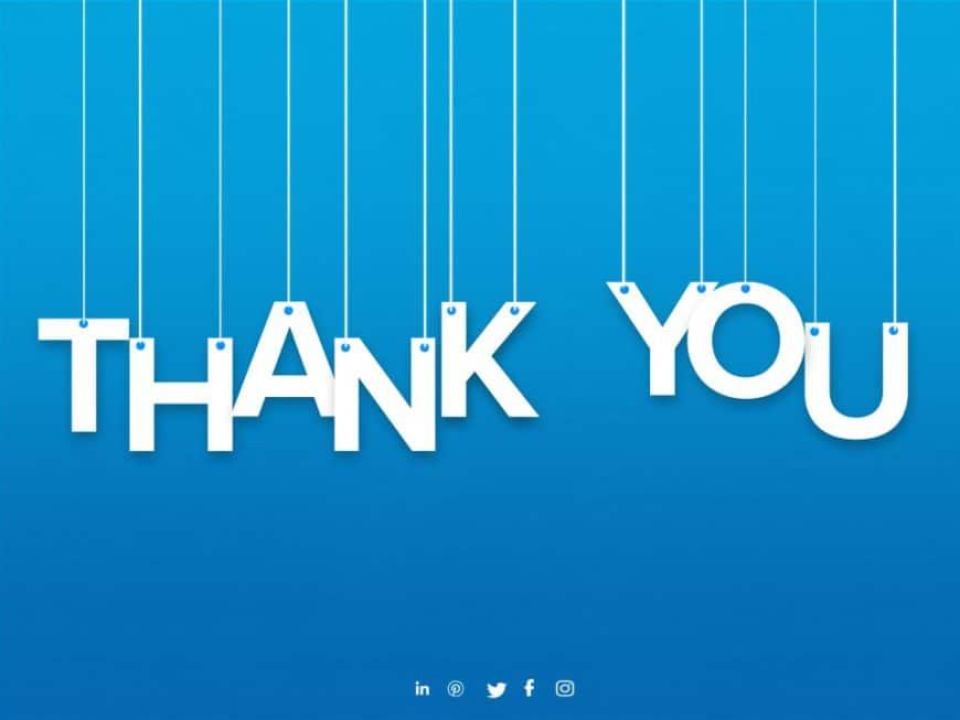 Thank You Slide 24