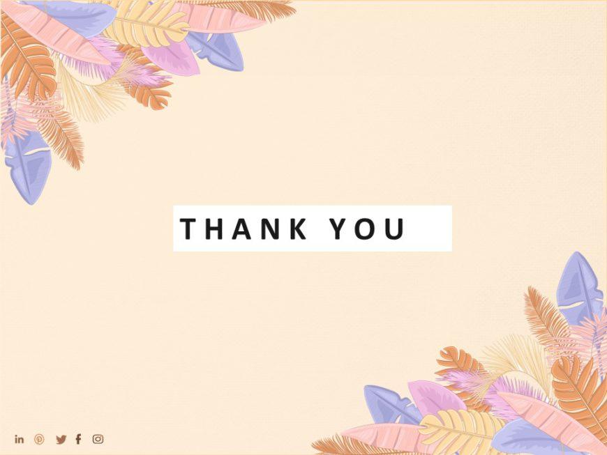 Thank You Slide 26