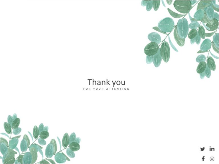 Thank You Slide 25