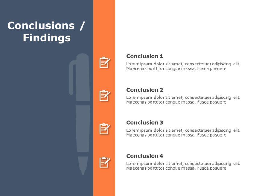 Conclusion Slide 05
