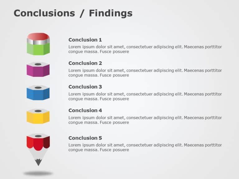 Conclusion Slide 06