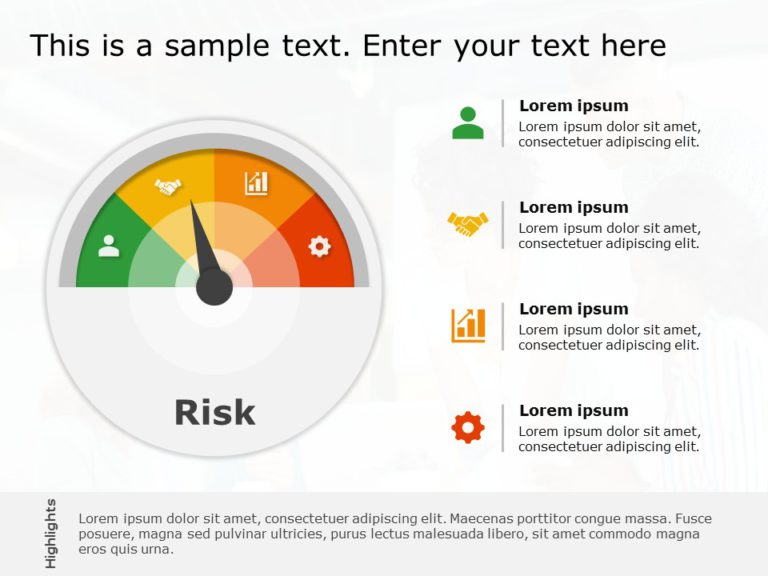 Risk Meter 18