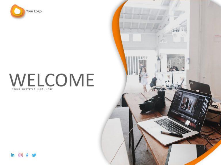 Welcome Slide 11