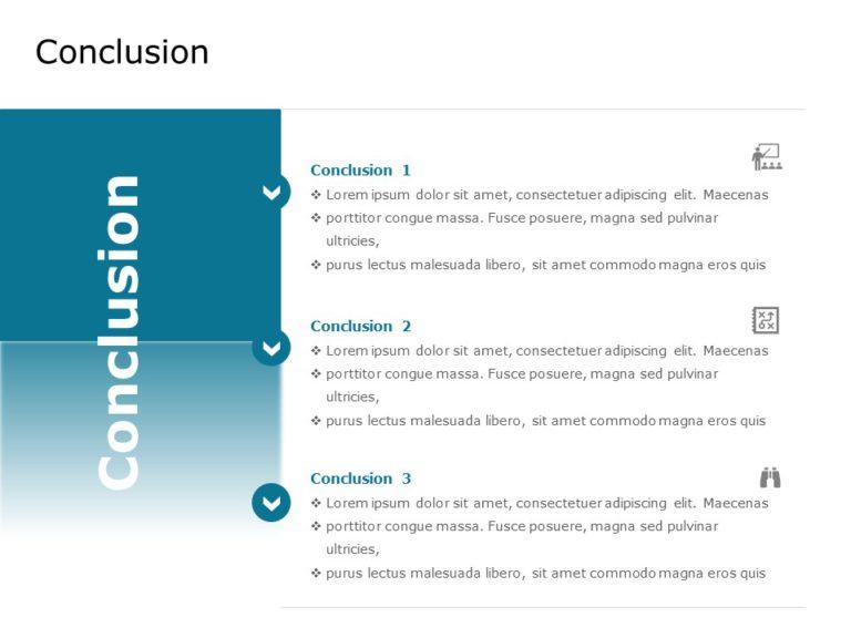 Conclusion Slide 07