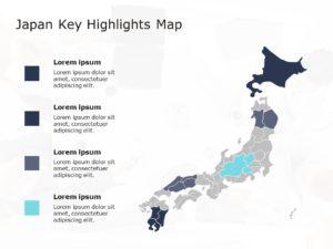 Japan Map 01