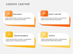 Lessons Learned 07
