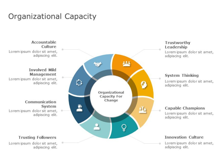 Organizational Capability Features