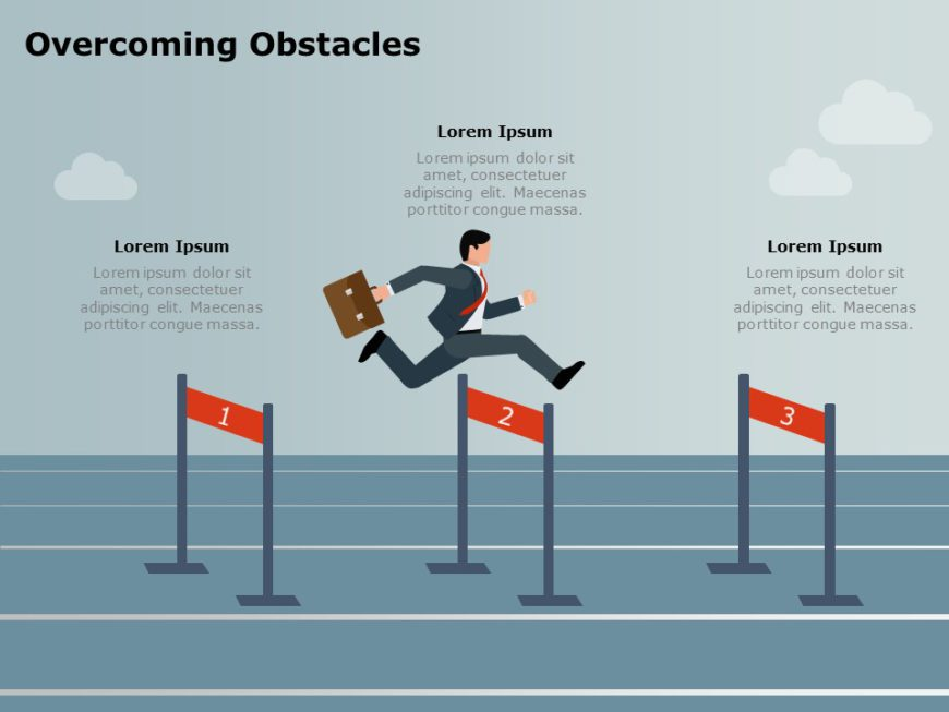Overcoming Hurdles