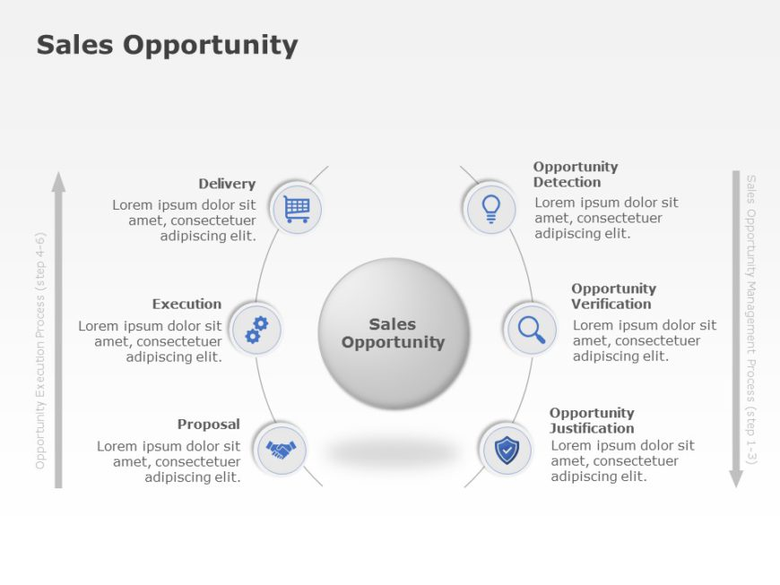Sales Opportunity