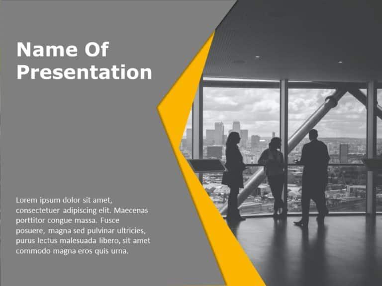 Team Presentation Cover