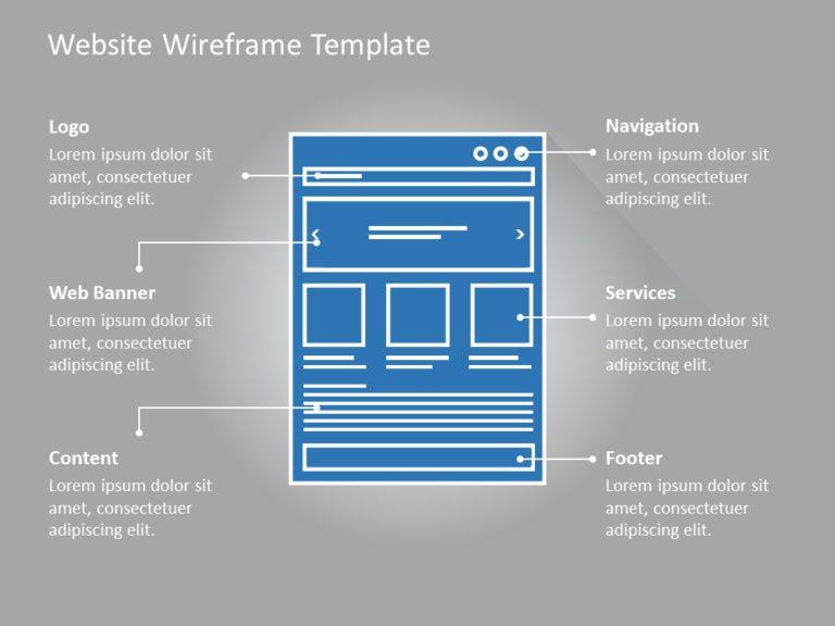 Website Wireframe 01