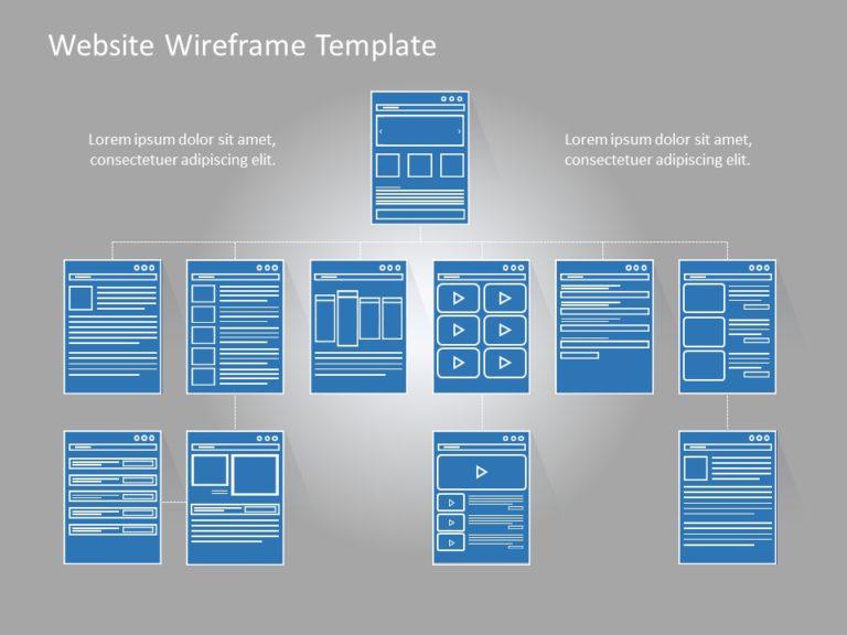 Website Wireframe 02