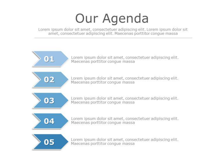 Agenda Example Animation