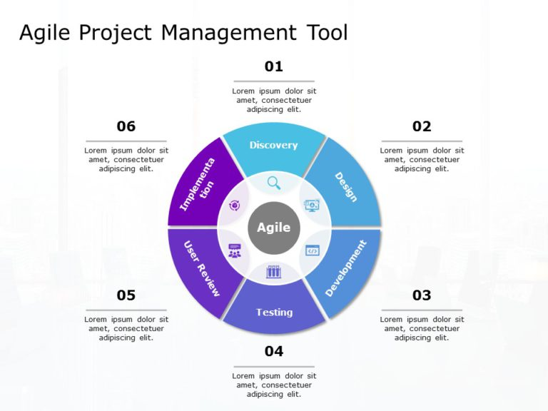 Agile Project Management Tool