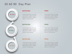 Animated 30 60 90 Day Plan Powerpoint Template 7