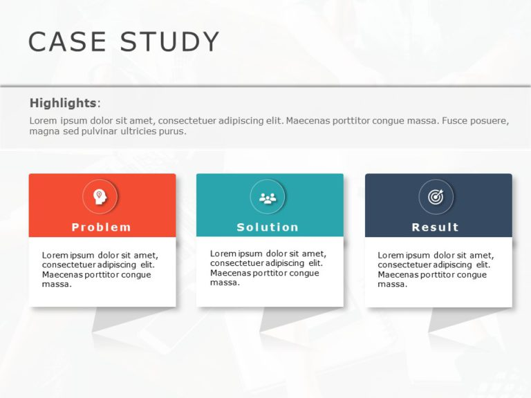 Animated Business Case Study