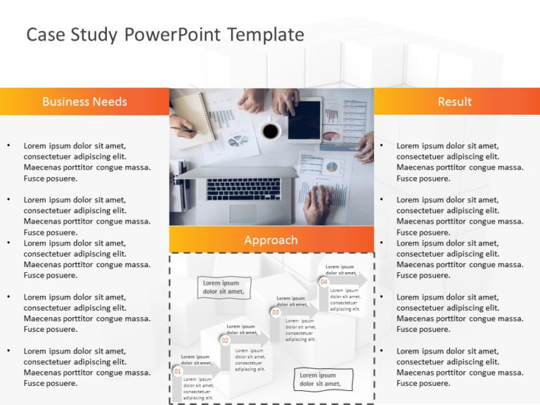 Animated Case Study PowerPoint