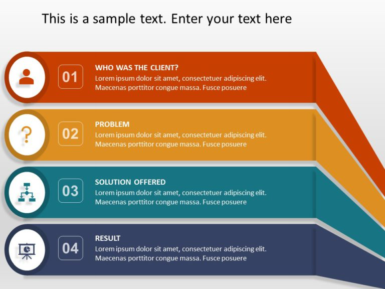 Animated Case Study Template
