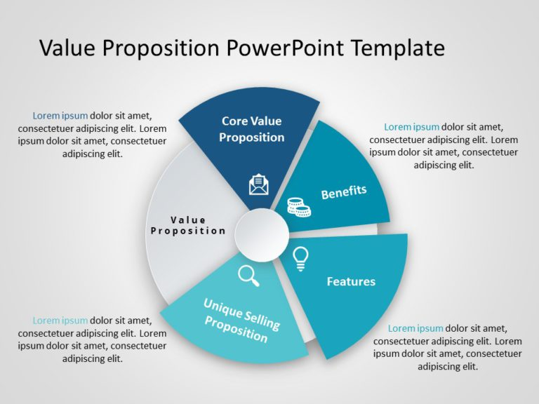 Animated Value Proposition PowerPoint Template 3