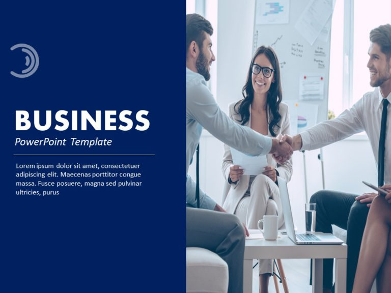 Business Proposal PowerPoint Theme