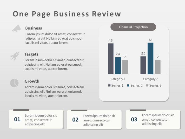 Business Review Snapshot
