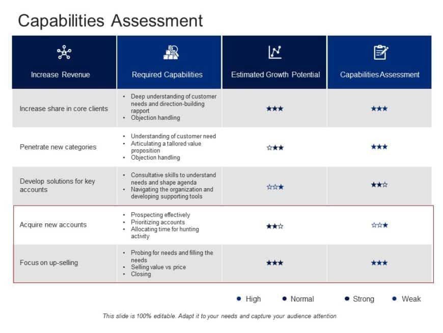 Capability Assessment 06