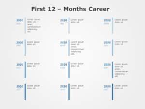 Career Timeline CV 02