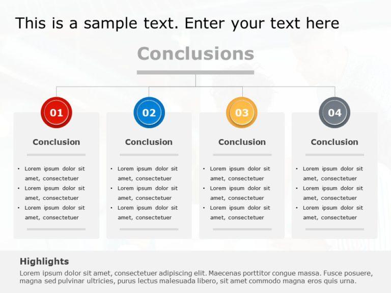 Conclusion Slide 11