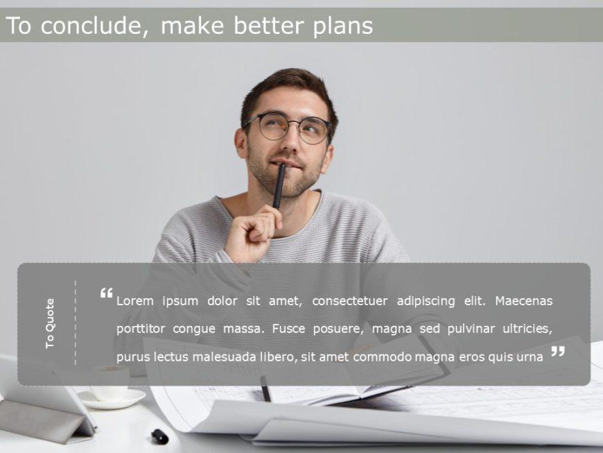 Conclusion Slide 32