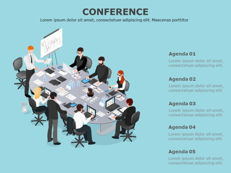 Conference Meeting 01