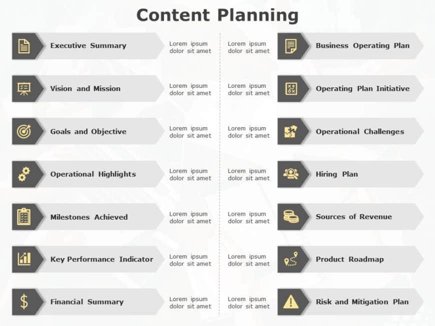 Content Planning 01