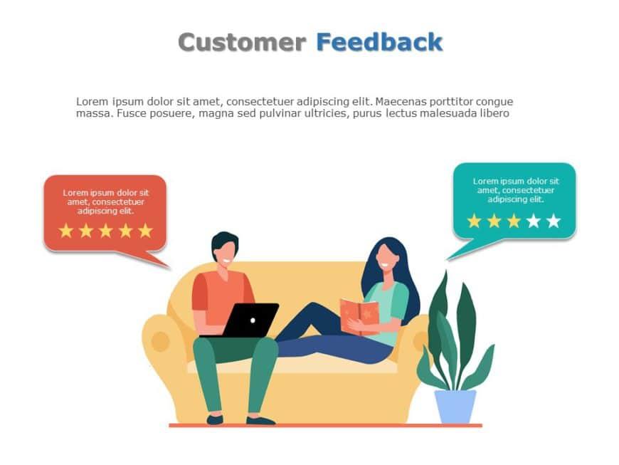 Customer Feedback 01