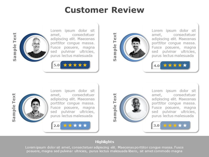 Customer Review 05