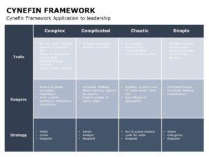 Cynefin Framework 03
