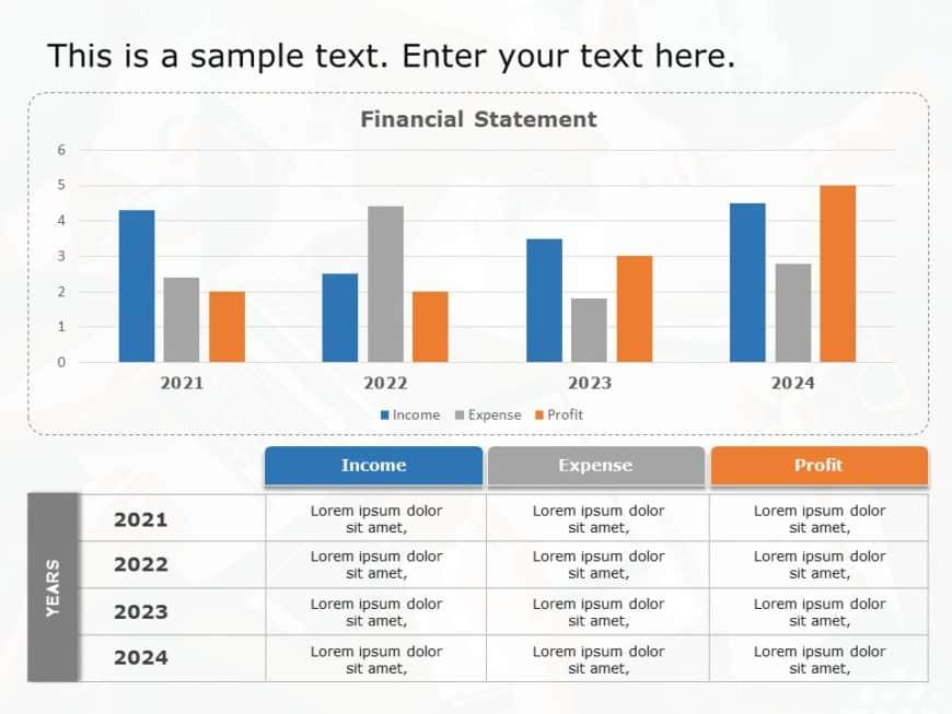 Financial Statement 05