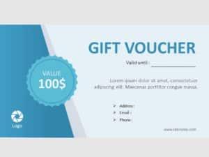 Gift Voucher 01
