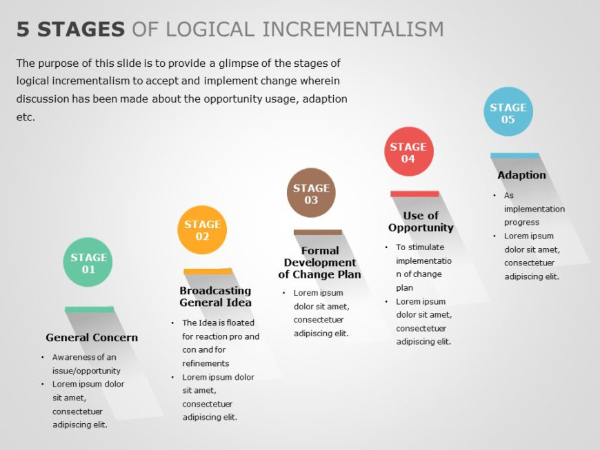 Incremental Changes 07