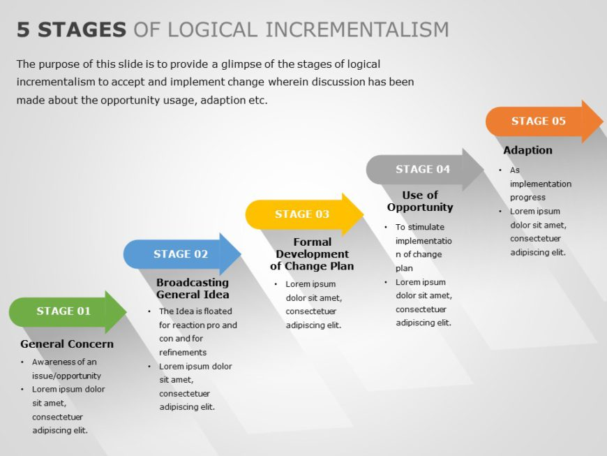 Incremental Changes 09