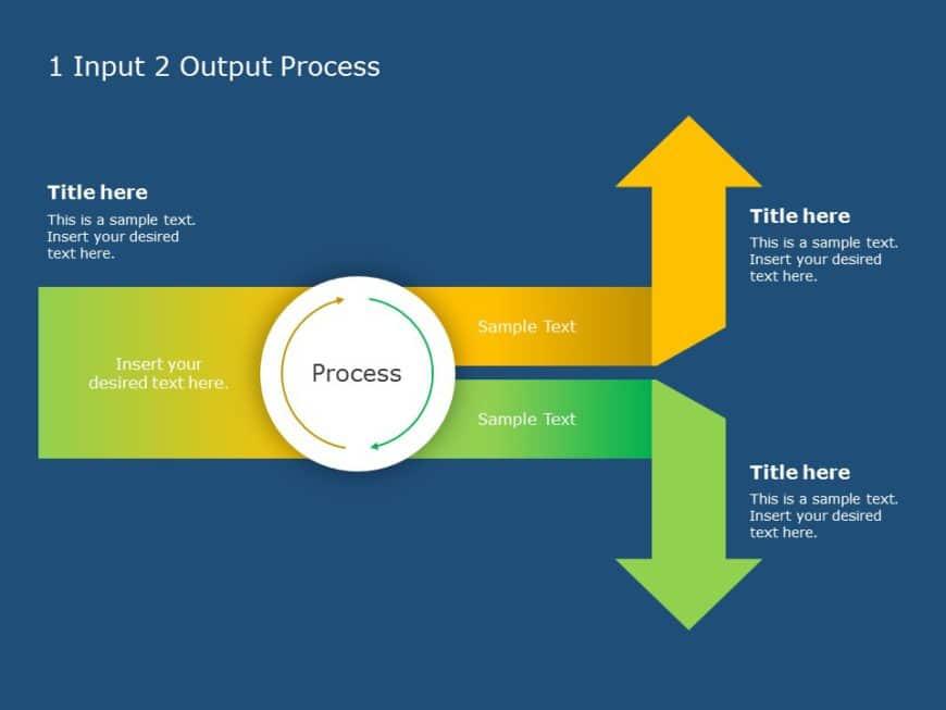 Input Output Process