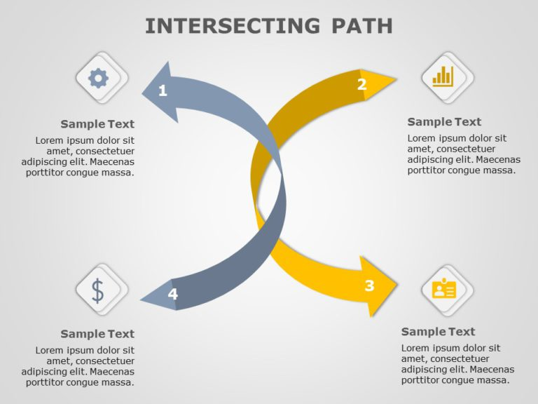 Intersecting Path 01
