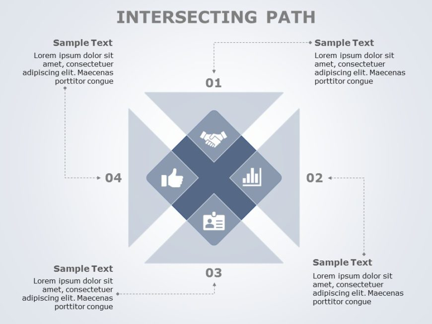 Intersecting Path 02