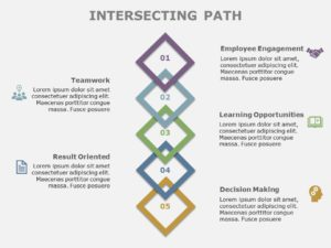 Intersecting Path 04