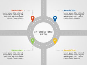 Intersecting Path 06