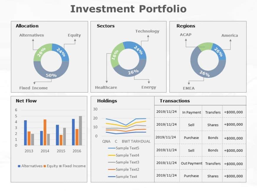 Investment Portfolio 01