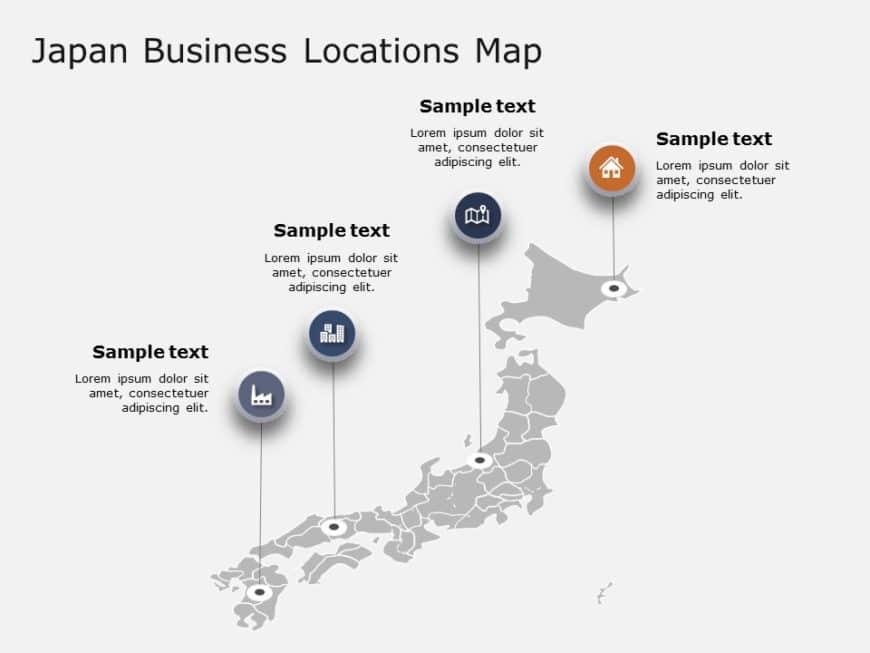 Japan Map Locations