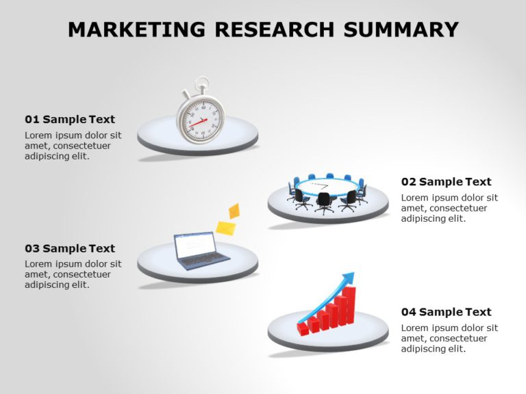 Market Research Summary