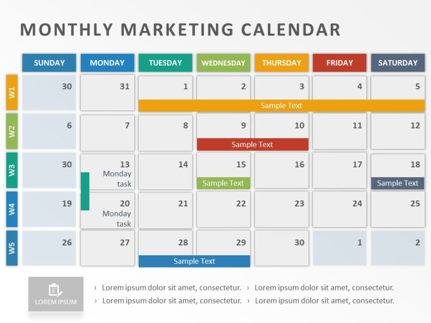 Marketing Calendar 02