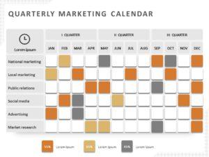 Marketing Calendar 05